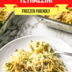 Large Family Chicken Tetrazzini
