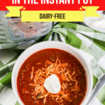Easy Chili in the Instant Pot